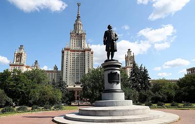 МГУ стал лидером среди вузов РФ в мировом рейтинге QS по трудоустройству выпускников