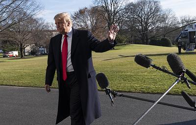Трампа подталкивают к войне с Ираном, но он колеблется
