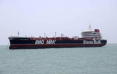 Задержанный Ираном танкер Stena Impero может быть отпущен в ближайшие часы