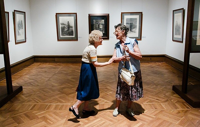 """В Москве запустят """"Музейный СтарТрек"""" для людей старшего возраста"""