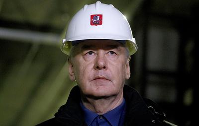 """Собянин заявил, что строительство станции БКЛ """"Лефортово"""" близится к завершению"""