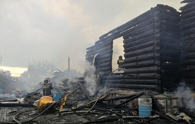 Восстановление сгоревшей церкви курганского монастыря обойдется в 30 млн рублей