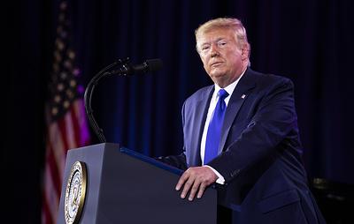 Трамп: войска США не должны оставаться в Сирии для безопасности границы с Турцией