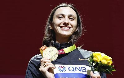 Ласицкене вошла в список номинантов на звание легкоатлетки года по версии IAAF