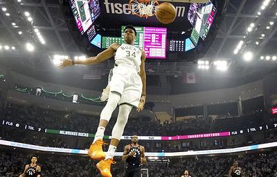 Новый сезон Национальной баскетбольной ассоциации стартует в ночь на среду