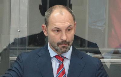 Сергей Зубов получил перстень члена Зала хоккейной славы photo