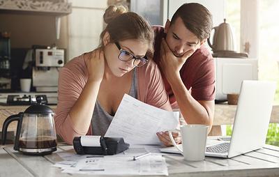 Исследование: у каждого четвертого заемщика в России просроченная задолженность по кредиту