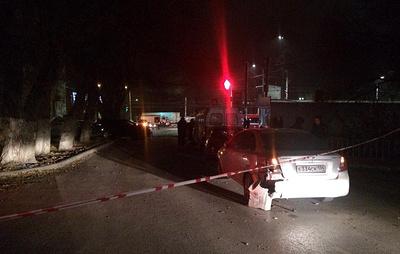 В Волгограде грузовик протаранил более 10 машин