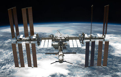 Туалет на американском сегменте МКС починили