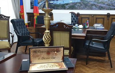 Первый городской чемпионат по классическим нардам прошел в Дербенте