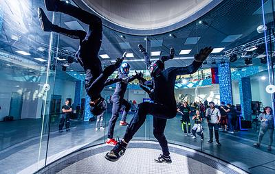 В Чечне подвели итоги Чемпионата России по аэротрубным дисциплинам парашютного спорта