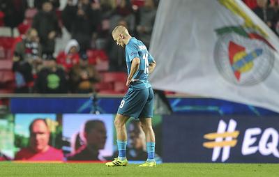 """ОБОБЩЕНИЕ: Роковая ничья. Футболисты """"Зенита"""" не смогли выйти в плей-офф еврокубков"""