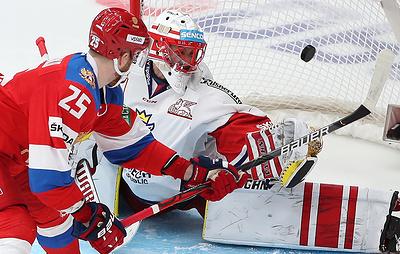 Григоренко: хоккеистам сборной России нужно собраннее играть в обороне
