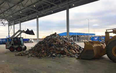 Около 500 тыс. т отходов в год будут перерабатывать на новом заводе в Подмосковье