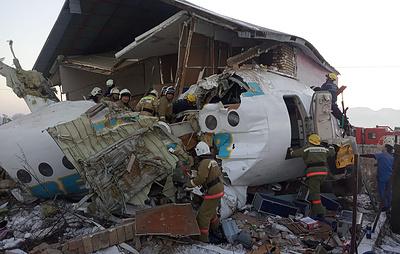 Хронология крупных авиакатастроф 2019 года