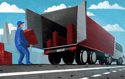 """""""Напрямик ближе, кругом - скорее"""". Как сделать бизнес на перевозках грузов в Калининград"""