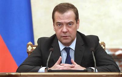Медведев поручил оценить угрозы безопасности пребывания россиян на Ближнем Востоке