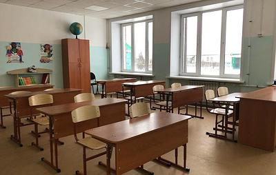 Пострадавшая от паводка школа открылась после ремонта в поселке Шумский Иркутской области