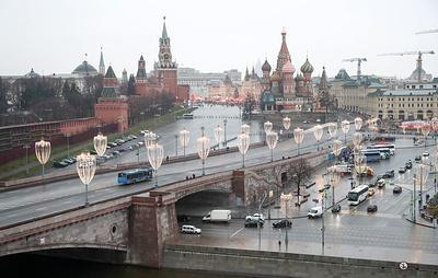 Нынешняя зима может стать самой жаркой в Москве за всю историю метеонаблюдений