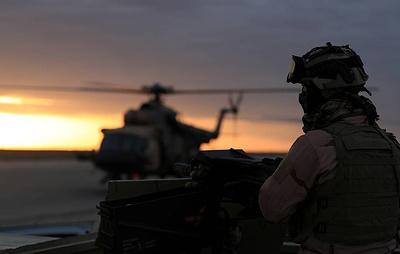 СМИ: при ударе Ирана по базе в Ираке 11 военных США были контужены