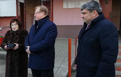 """Первый в КБР дом получил знак """"Дом образцового содержания"""""""