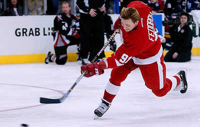 Четыре очка на двоих. 28 лет назад россияне дебютировали в Матче звезд НХЛ