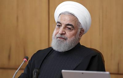 Иранский министр передаст в Киеве письмо Роухани Зеленскому по крушению Boeing