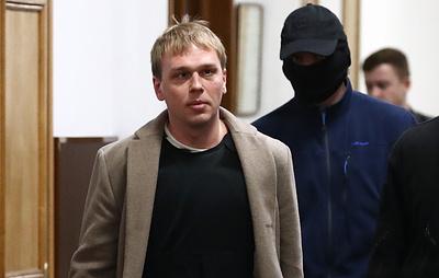 Голунова допросили как потерпевшего по делу о превышении полномочий полицией