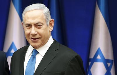 Нетаньяху вновь пообещал аннексировать поселения в Иорданской долине