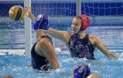 Российские ватерполистки вышли в финал чемпионата Европы