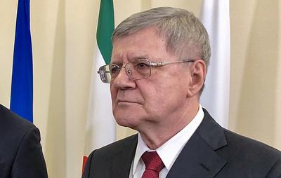 Юрий Чайка представлен в должности полпреда президента в СКФО