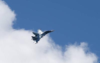 Российские истребители за неделю дважды поднимались на перехват у границ РФ
