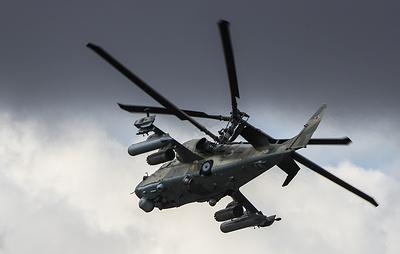 Источник: ударный вертолет Ка-52М получит крылатую ракету с дальностью до 100 км