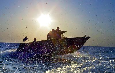 На Украине открыли дело по факту задержания пограничниками РФ судна в Азовском море