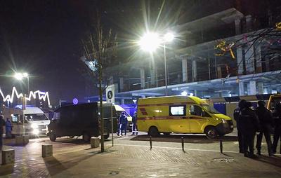 Мужчина открыл стрельбу из ружья на улице в Калининграде