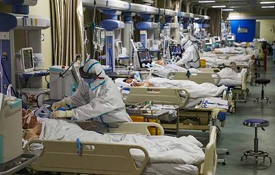 Число жертв коронавируса в Китае достигло 1665