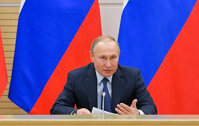 Путин: идею о бесплатном питании для начальных классов многие сперва не поддержали