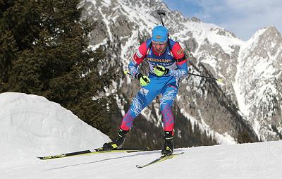 Стал известен состав мужской сборной России на индивидуальную гонку на ЧМ по биатлону