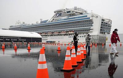 Двое граждан РФ покинут в среду лайнер Diamond Princess, на котором завершается карантин