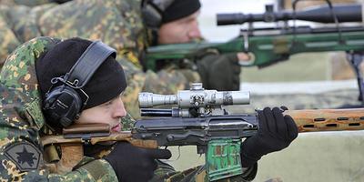 """""""Неубиваемая винтовка"""" Драгунова. Почему СВД остается лучшим оружием снайперов на поле боя"""