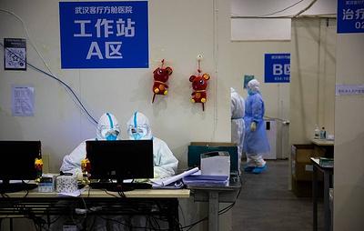 Число умерших от коронавируса в Китае увеличилось на 118
