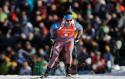 Гараничев попал в состав эстафетной команды России на чемпионате мира по биатлону