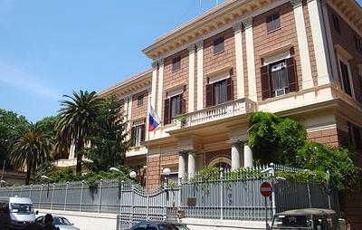 Посольство РФ потребовало у властей Италии разъяснений в связи с обысками у биатлонистов