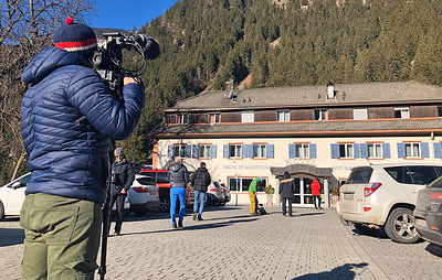 Спортивные власти Италии отказались комментировать ситуацию с обысками у биатлонистов РФ