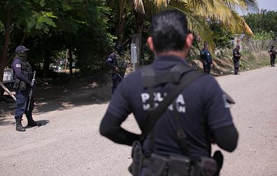 Власти Мексики сообщили об обнаружении пропавшей несовершеннолетней россиянки
