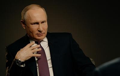 Путин назвал продолжительность жизни россиян главным индикатором успеха нацпроектов