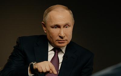 """Путин: для запуска некоторых крупных проектов пришлось """"цыкнуть"""" на министров"""