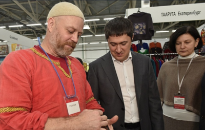 Глава Прикамья поручил краевым властям разработать программуподдержки народных промыслов