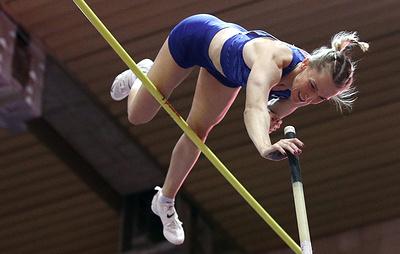 Легкоатлетка Сидорова с лучшим результатом сезона выиграла чемпионат России в помещении