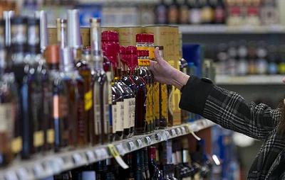 """""""Известия"""": Госдума рассмотрит законопроект об уничтожении конфискованного алкоголя"""